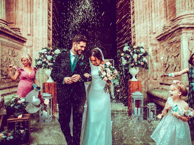 La boda de Carlos y Raquel en Almería, Almería 19
