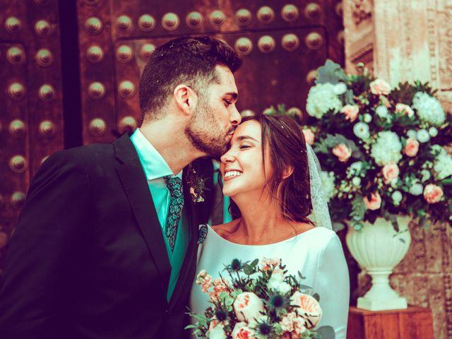 La boda de Carlos y Raquel en Almería, Almería 20