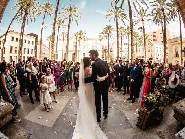 La boda de Carlos y Raquel en Almería, Almería 23