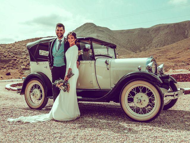 La boda de Carlos y Raquel en Almería, Almería 31