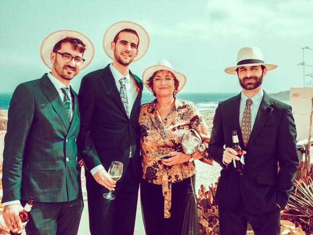 La boda de Carlos y Raquel en Almería, Almería 32