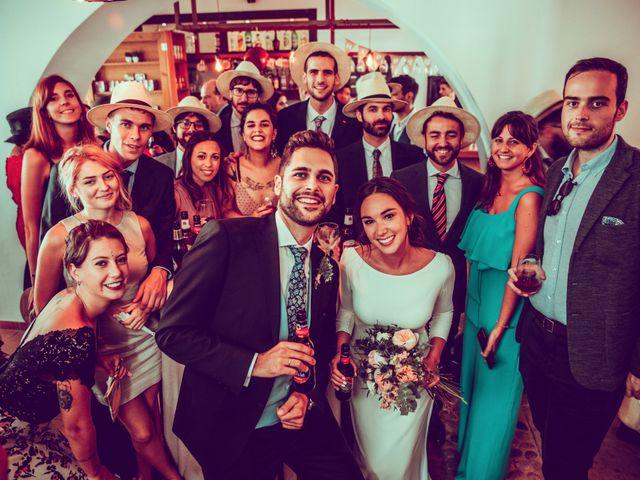La boda de Carlos y Raquel en Almería, Almería 34