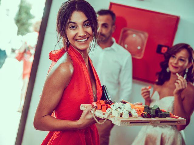 La boda de Carlos y Raquel en Almería, Almería 36