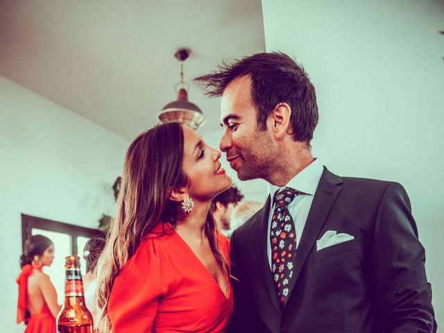 La boda de Carlos y Raquel en Almería, Almería 37