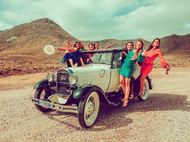 La boda de Carlos y Raquel en Almería, Almería 41