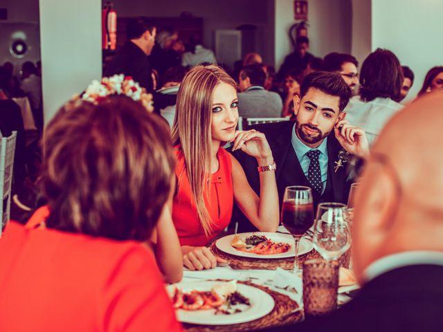 La boda de Carlos y Raquel en Almería, Almería 43