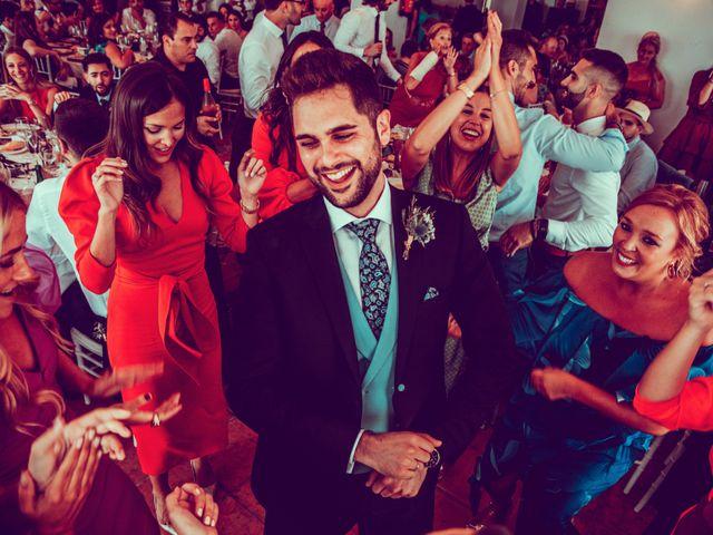 La boda de Carlos y Raquel en Almería, Almería 45