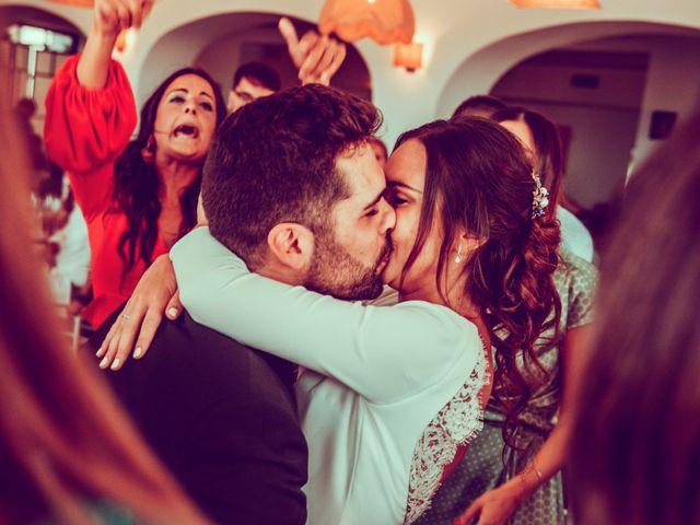 La boda de Carlos y Raquel en Almería, Almería 46