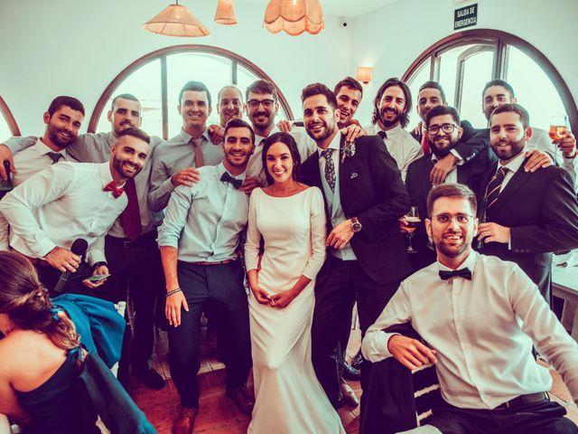La boda de Carlos y Raquel en Almería, Almería 49