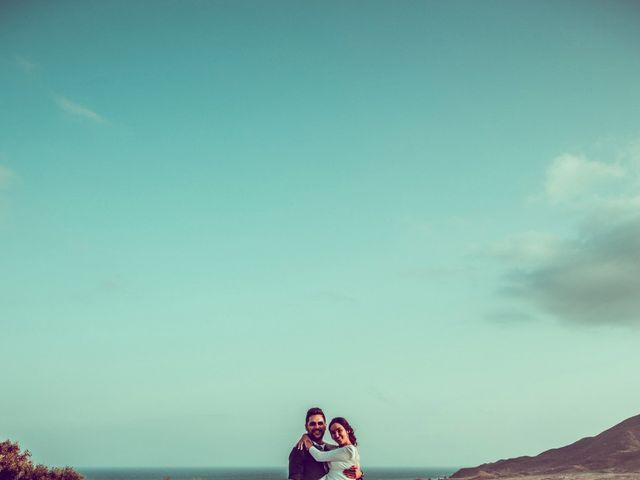 La boda de Carlos y Raquel en Almería, Almería 50