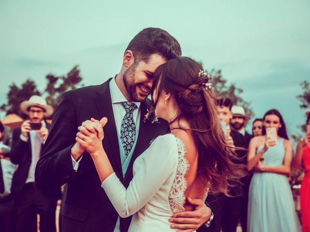 La boda de Carlos y Raquel en Almería, Almería 57