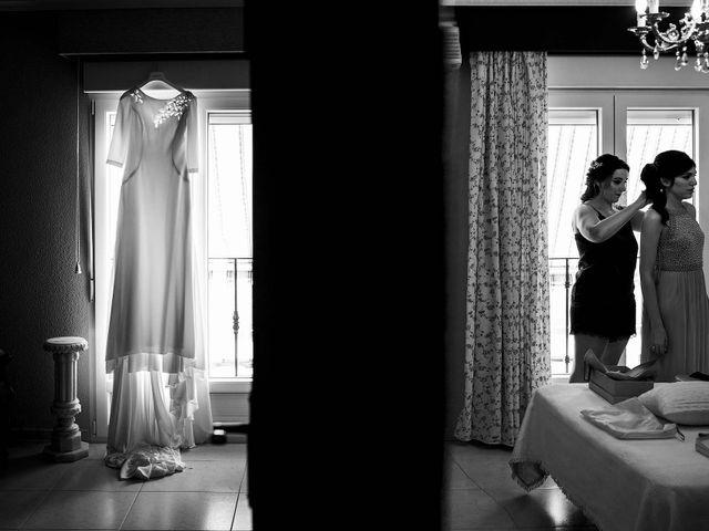 La boda de Raul y Miriam en San Agustin De Guadalix, Madrid 10