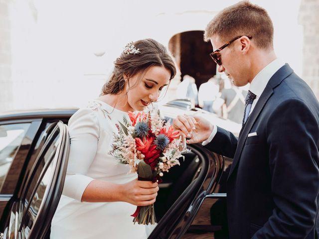 La boda de Raul y Miriam en San Agustin De Guadalix, Madrid 21