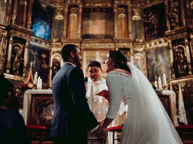 La boda de Raul y Miriam en San Agustin De Guadalix, Madrid 27