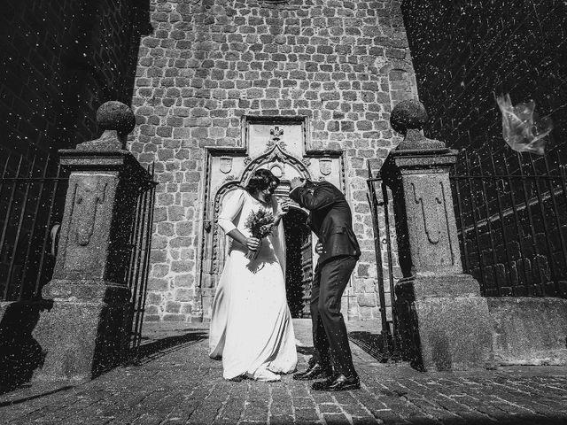 La boda de Raul y Miriam en San Agustin De Guadalix, Madrid 30