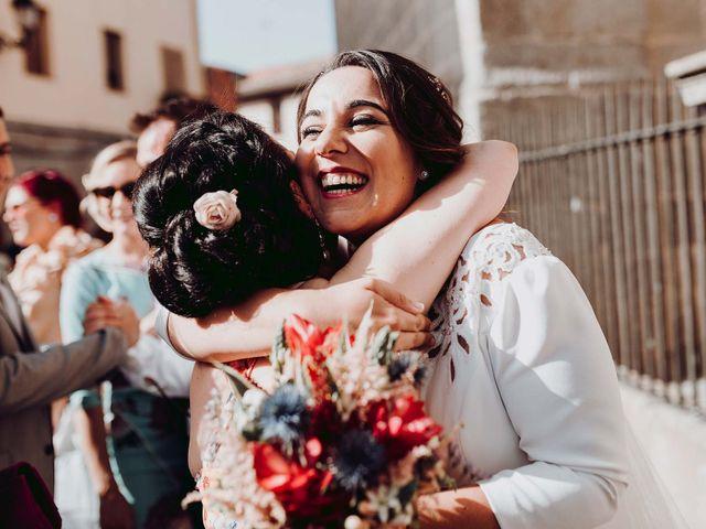 La boda de Raul y Miriam en San Agustin De Guadalix, Madrid 31