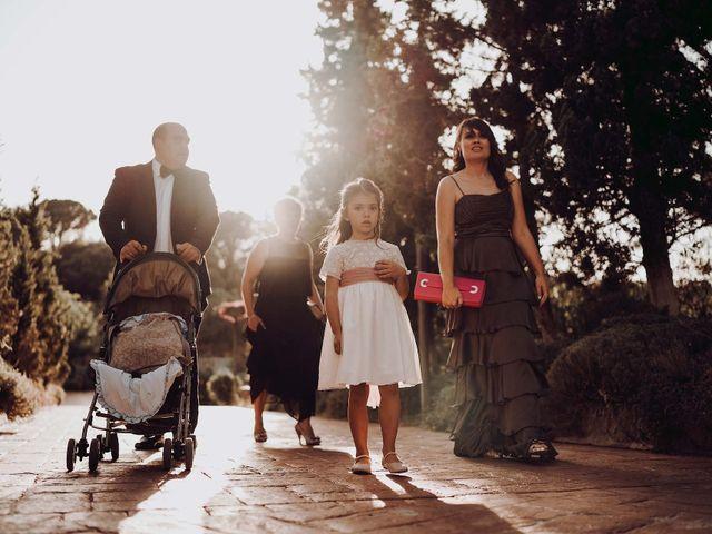 La boda de Raul y Miriam en San Agustin De Guadalix, Madrid 33