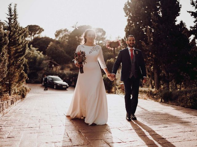 La boda de Raul y Miriam en San Agustin De Guadalix, Madrid 34