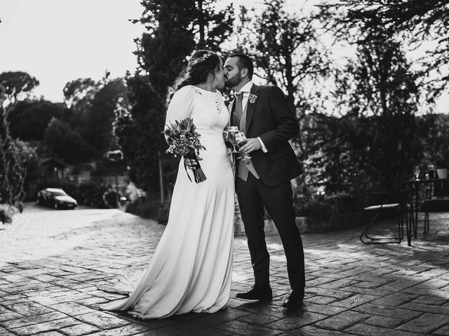 La boda de Raul y Miriam en San Agustin De Guadalix, Madrid 35
