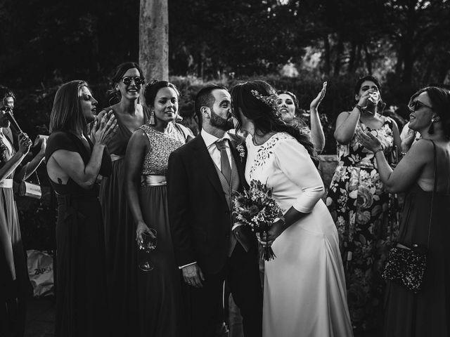 La boda de Raul y Miriam en San Agustin De Guadalix, Madrid 40
