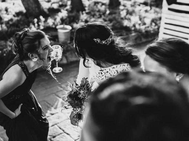 La boda de Raul y Miriam en San Agustin De Guadalix, Madrid 42