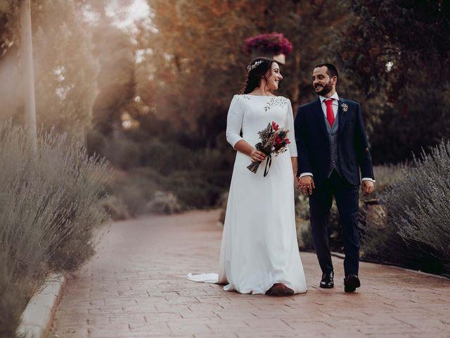 La boda de Raul y Miriam en San Agustin De Guadalix, Madrid 43