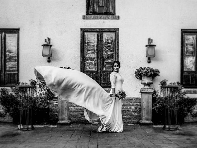 La boda de Raul y Miriam en San Agustin De Guadalix, Madrid 49