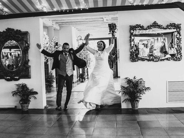 La boda de Raul y Miriam en San Agustin De Guadalix, Madrid 50