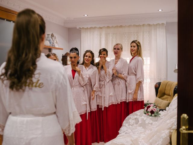 La boda de Mads y Myriam en Chiclana De La Frontera, Cádiz 16