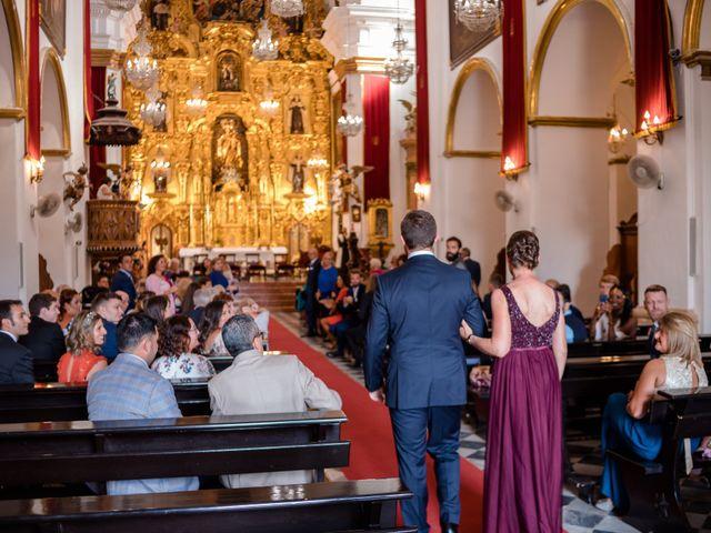 La boda de Mads y Myriam en Chiclana De La Frontera, Cádiz 20