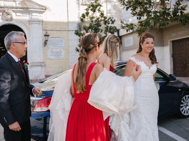 La boda de Mads y Myriam en Chiclana De La Frontera, Cádiz 21