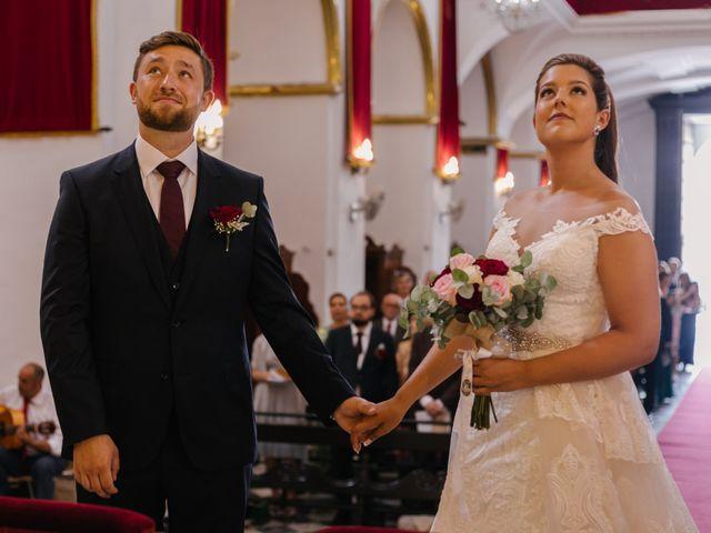 La boda de Mads y Myriam en Chiclana De La Frontera, Cádiz 22