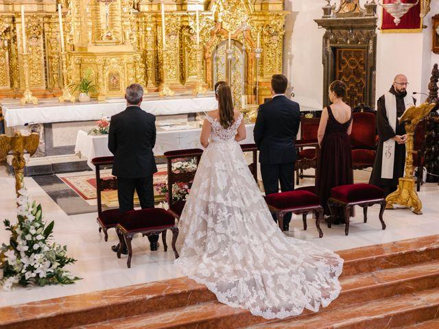 La boda de Mads y Myriam en Chiclana De La Frontera, Cádiz 23