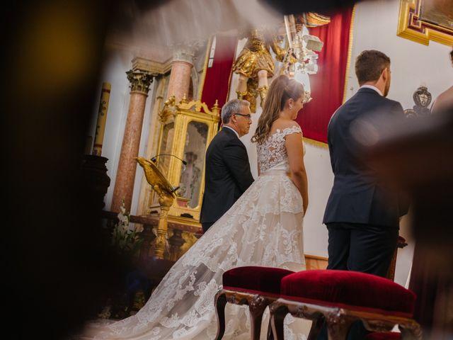 La boda de Mads y Myriam en Chiclana De La Frontera, Cádiz 25