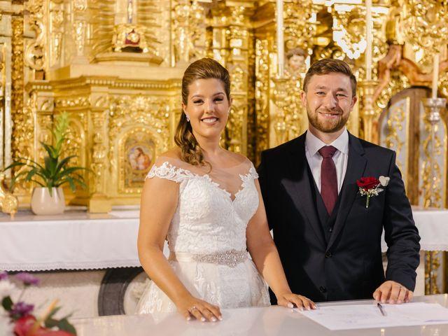 La boda de Mads y Myriam en Chiclana De La Frontera, Cádiz 26