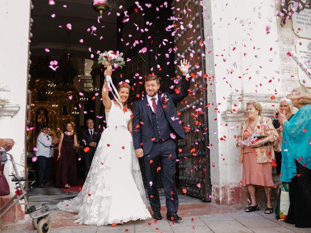 La boda de Mads y Myriam en Chiclana De La Frontera, Cádiz 27