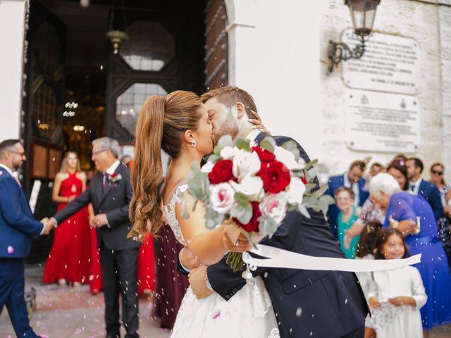 La boda de Myriam y Mads
