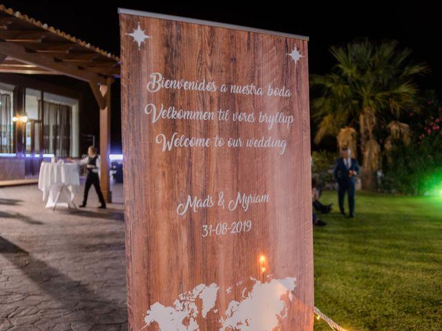La boda de Mads y Myriam en Chiclana De La Frontera, Cádiz 34