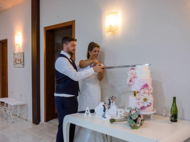 La boda de Mads y Myriam en Chiclana De La Frontera, Cádiz 37