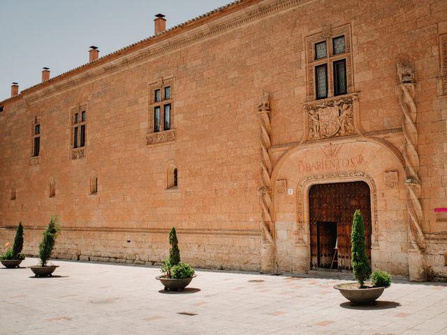 La boda de Isaac y Cristina en Ciudad Rodrigo, Salamanca 3