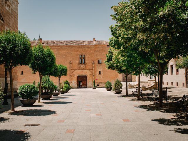La boda de Isaac y Cristina en Ciudad Rodrigo, Salamanca 4