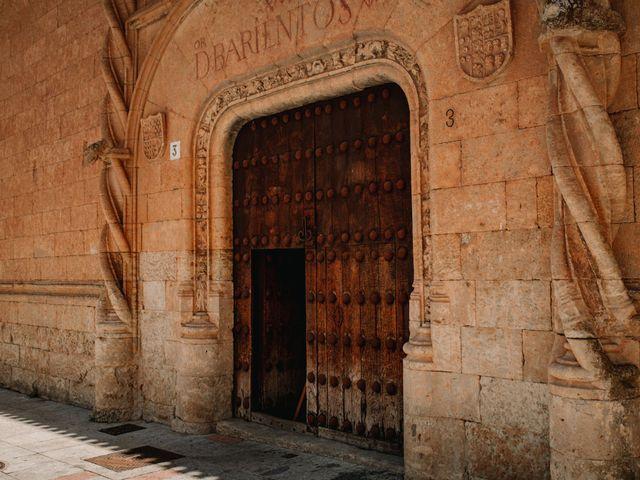 La boda de Isaac y Cristina en Ciudad Rodrigo, Salamanca 5