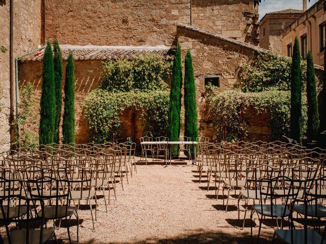 La boda de Isaac y Cristina en Ciudad Rodrigo, Salamanca 6