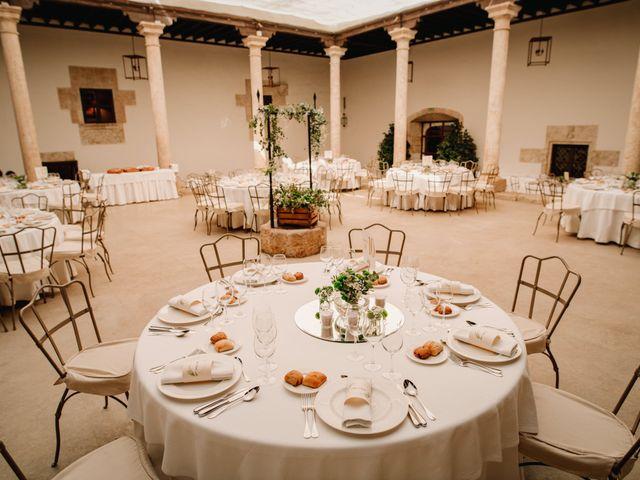 La boda de Isaac y Cristina en Ciudad Rodrigo, Salamanca 11