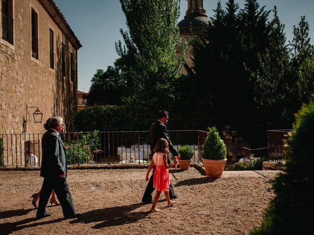 La boda de Isaac y Cristina en Ciudad Rodrigo, Salamanca 15