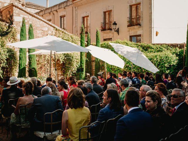 La boda de Isaac y Cristina en Ciudad Rodrigo, Salamanca 16
