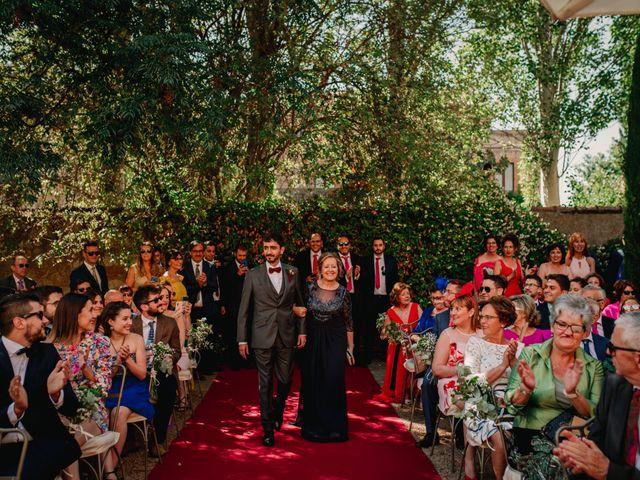 La boda de Isaac y Cristina en Ciudad Rodrigo, Salamanca 17