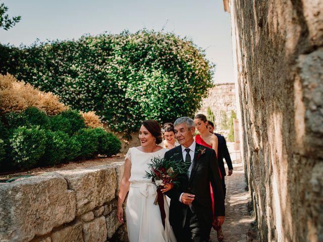 La boda de Isaac y Cristina en Ciudad Rodrigo, Salamanca 18