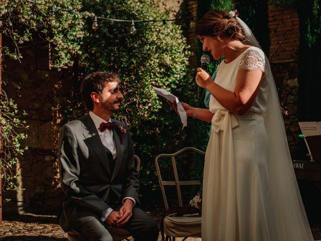 La boda de Isaac y Cristina en Ciudad Rodrigo, Salamanca 20