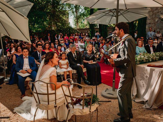 La boda de Isaac y Cristina en Ciudad Rodrigo, Salamanca 21